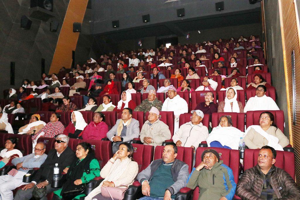 God of Gods Film Released at Kathmandu (Nepal)